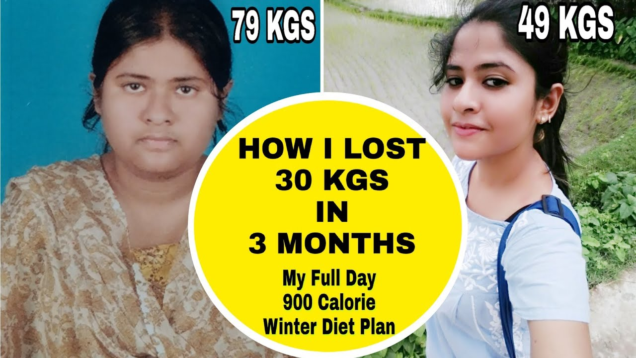 900 Calorie Diet Indian how i lost 30 kgs in 3 months | my full day 900 calorie
