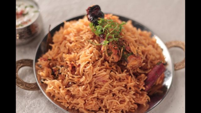 Tandoori Chicken Pulao Sanjeev Kapoor Khazana Find My Recipes